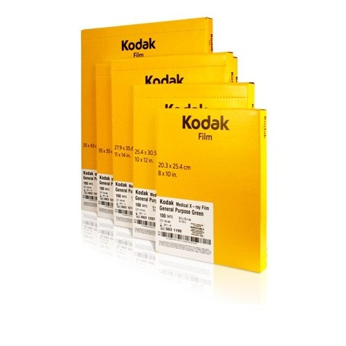 Películas Verdes Kodak