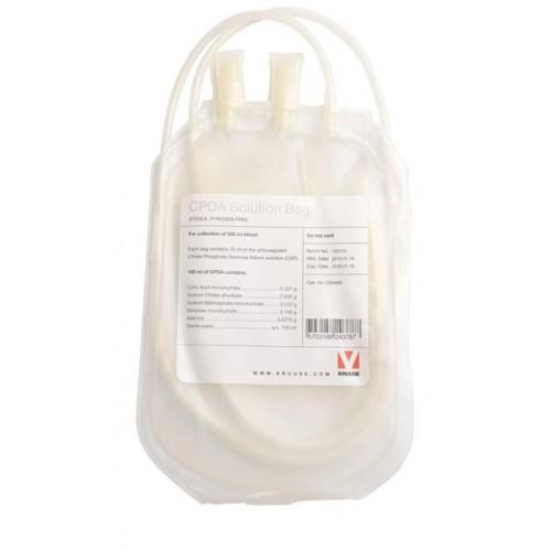Bolsa CPD-500ml p/ sangue (5unid)