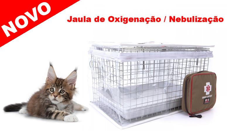 Jaula de Oxigenação / Nebulização